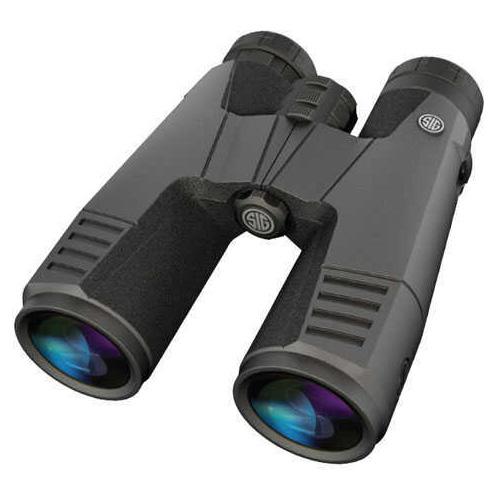 Sig Sauer Zulu9 Binoculars 9x45mm, HDX Abbe Koenig Prism, Graphite/Black Md: SOZ99001