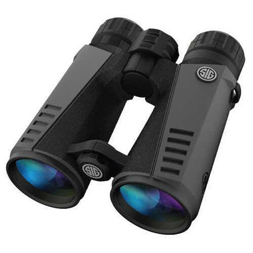 Sig Sauer Zulu 7 Binoculars 8x42mm, BAK4 Prism, Graphite/Black Md: SOZ78001