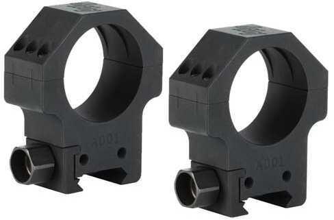 Sig Sauer Alpha Tactical Rings 30mm Aluminum, Black, Per 2 Md: SOA10001