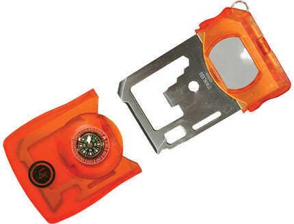 Ultimate Survival Technologies Survival Card Tool, Orange Md: 20-190-780-334