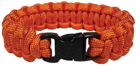 "Ultimate Survival Technologies Survival Bracelet 8"", Orange Md: 20-295BB-35"