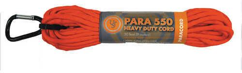 Ultimate Survival Technologies Para 550 30' Hank Orange Md: 20-5X30-35