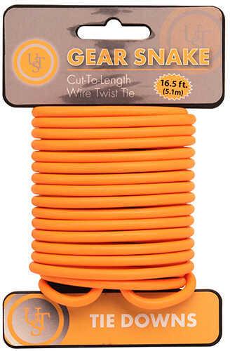 Ultimate Survival Technologies Gear Snake Orange Md: 20-90887-08