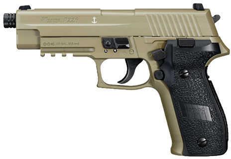 Sig Sauer P226 Air Pistol .177 Caliber CO2, 16 Rounds, Flat Dark Earth Md: AIR-226F-177-12G-16-FDE