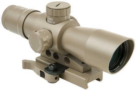 NcStar Mark III Tactical Gen 2 3-9x42mm P4 Sniper, Tan