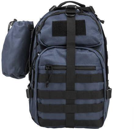 NcStar Small Backpack/Bottle Holder Blue Md: CBMSL2959