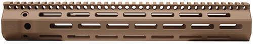 Troy Industries 308 M-Lok Aluminum 13 Inch Rail, Flat Dark Earth Md: SRAI-ML3-3HFT-00