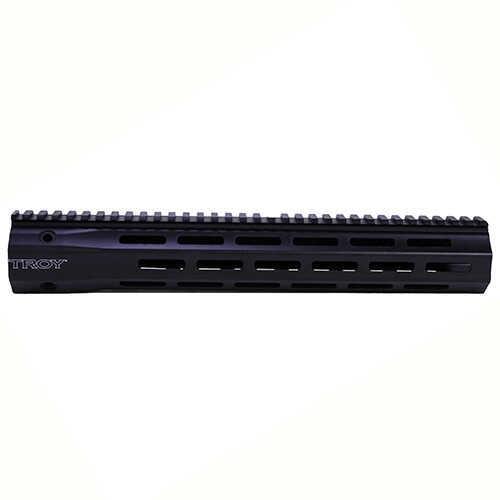 """Troy Industries M-LOK 5.56mm, Carbon Fiber 13"""", Black Md: SRAI-MC1-13BT-00"""