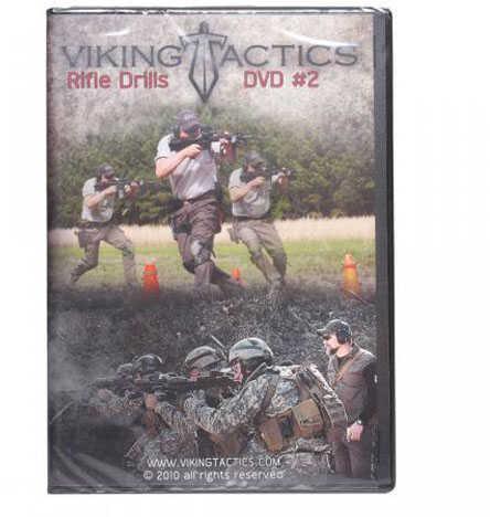 Troy Industries Viking Tactics DVD Rifle Drills Part 2 Md: VTAC-DVD-2
