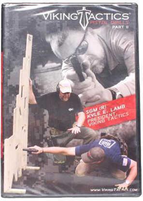 Troy Industries Viking Tactics DVD Pistol Drills Part 2 Md: VTAC-DVD-5