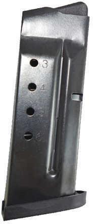 ProMag S&W Shield .40 S&W Magazine 6 Round, Blue Steel Md: SMI 29
