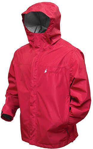 Frogg Toggs Java Toadz 2.5 Jacket, Redzilla Red, Large