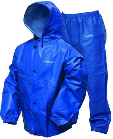 Frogg Toggs Pro-Lite Rain Suit Royal Blue Small/Medium Md: Pl12140-12S/M