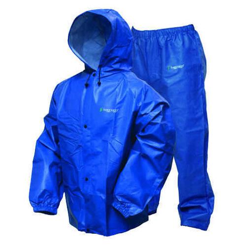 Frogg Toggs Pro-Lite Rain Suit Royal Blue X-Large/2X-Large Md: Pl12140-12X/2Xl