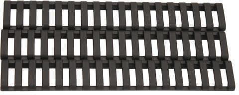 Daniel Defense Picatinny Rail Ladder Set (3 Count), Black