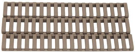 Daniel Defense Picatinny Rail Ladder Set (3 Count), Flat Dark Earth
