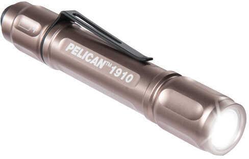 Pelican 1910B, 1-AAA-Led, Gen 2 Gold Md: 019100-0000-260