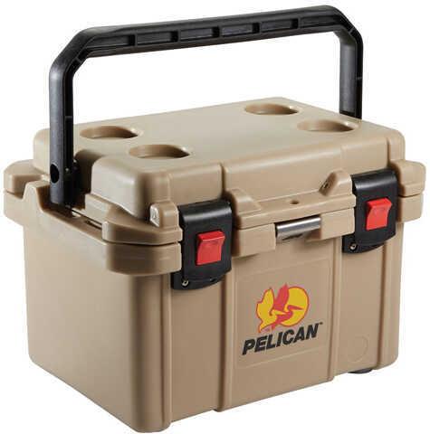 Pelican 20 Quart Elite Cooler Tan Md: 32-20Q-OC-Tan