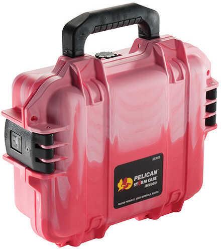 Pelican iM2050 Storm Case with Foam, Pink Swirl Md: IM2050-S60001