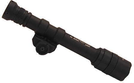 Surefire Scout Light, 200 Lumen, AA, Tailcap Switch, Black Md: M600AA-DSS