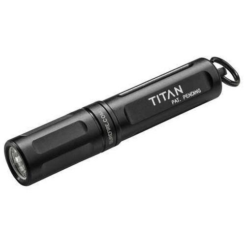 Surefire Compact Light, AAA, Dual Stage 125/15 Lumen Flashlight Md: Titan-A