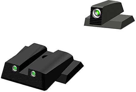 HiViz Sight Systems HiViz S&W Nitesight Front & Rear Set M&P Md: MPN121