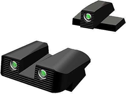 HiViz Sight Systems HiViz Sig Sauer NiteSight No. 6 Front/No. 8 Rear Md: SGN1268