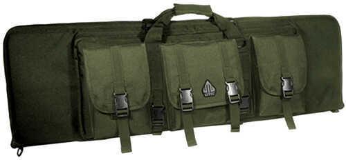 "Leapers, Inc. UTG 42"" Rc Series Gun Case OD Green Md: Pvc-Rc42G-A"