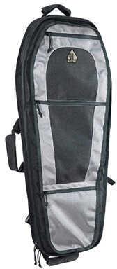 """Leapers, Inc. UTG Abc Sling Pack 34"""" w/Metallic Gray Md: Pvc-PSP34BG"""