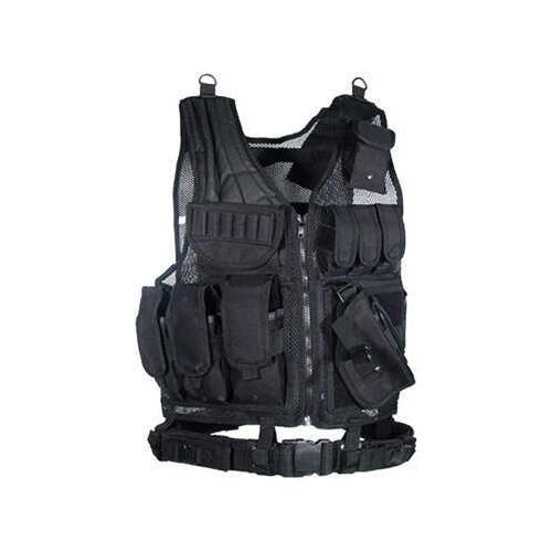 Leapers UTG Sportsman Scenario Vest, Black