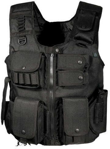 Leapers UTG Law Enforcement Tactical Vest, Black