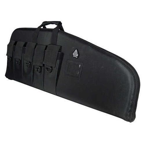 "Leapers, Inc. UTG 34"" Dc Tactical Gun Case, Black Md: Pvc-Dc34B-A"