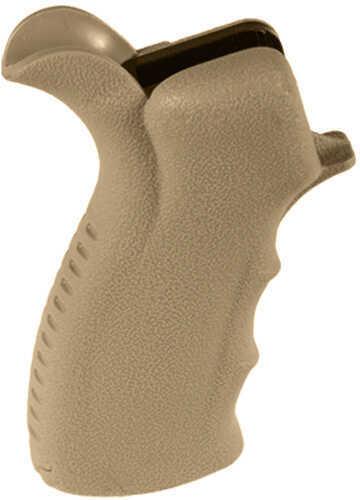Leapers Inc. UTG AR15 Ergonomic Pistol Grip Flat Dark Earth Md: RB-TPG269D