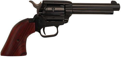 "Heritage Rough Rider Revolver 22 Long Rifle / 22 Mag Combo 4.75"" Barrel Fixed Sight RR22MB4"