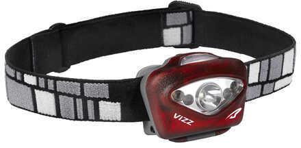 Princeton Tec Vizz Red Md: VIZZ205-Rd