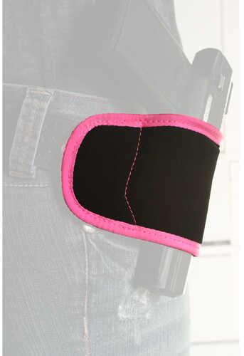 Grovtec USA Inc. Grovtec Multi-Fit Holster Size Small/Medium, Black/Pink, Right Hand
