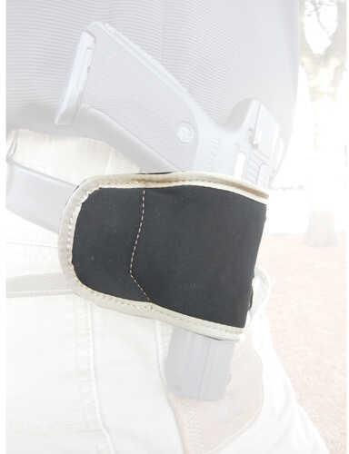 Grovtec USA Inc. GROVTEC Multi-Fit HOLSTE Black Tan Sm/Med Semi Auto