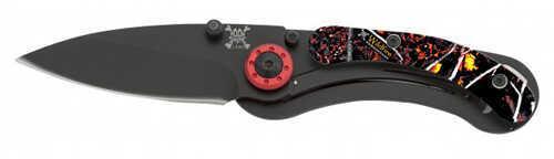 Kutmaster Moonshine Wildfire Body Lock Folder Md: 91-M1836CP