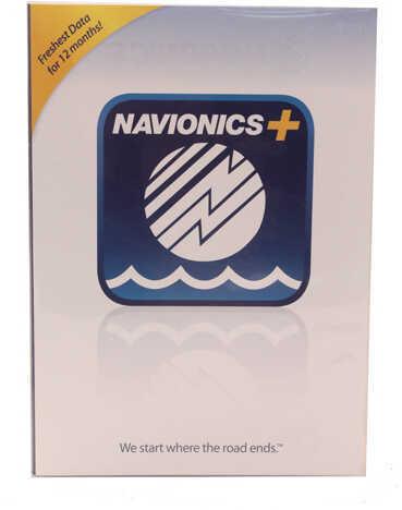 Navionics+ World Md: MSD/NAV+W