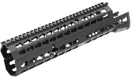"""Leapers, Inc. US Made Chinese AK47 13"""" Keymod Rail Md: MTU027SSKC"""