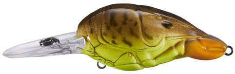 LIVETARGET Lures / Koppers Fishing and Tackle Corp Hunt-For-Center Crawfish Crankbait Copper Root Beer #6 Md: HFC50M361