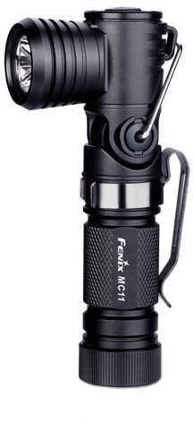 Fenix Lights 155 Lumen Fenix Mc Series, Black Md: Mc11G2
