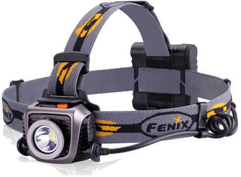 Fenix Lights Fenix HP Series 900 Lumen Headlamp, Gray Md: HP15UEGR