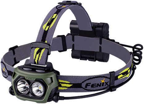 Fenix Lights Fenix HP Series 450 White Lumen Headlamp, Green
