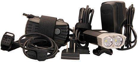 Fenix Lights Fenix 1800 Lumen Bike Light, Gray/Black