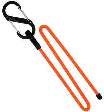 "Nite Ize Gear Tie Clippable Twist Tie 24,"" Bright Orange"
