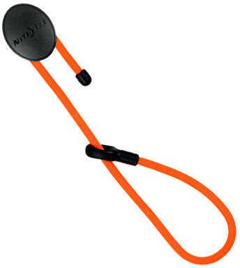 "Nite Ize Gear Tie Dockable Twist Tie 24"" Bright Orange Md: GLK24-31-R3"