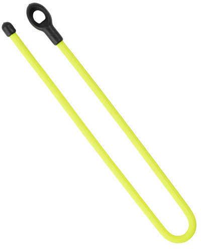 "Nite Ize Gear Tie Loopable Twist Tie 12"" Neon Yellow, 2 Pack Md: GLS12-33-2R7"