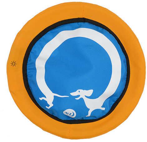 Nite Ize Nite Dawg Soft Led Disc Red Led Blue/Dachshund Md: NDD2-M1-R3