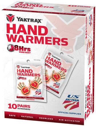 Yaktrax Hand Warmer 10-Pack Md: 07307